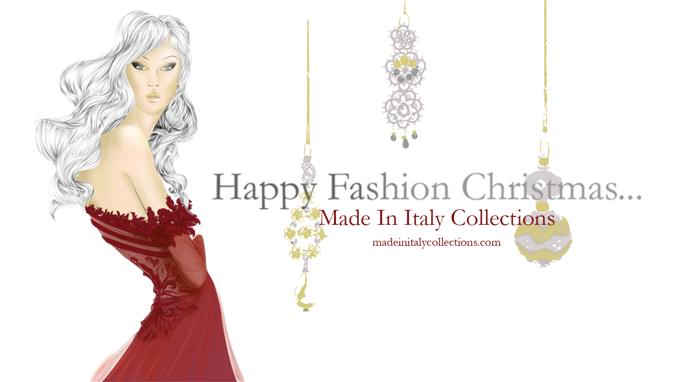 Happy fashion christmas