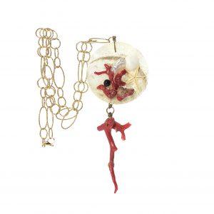 LS 22 ciondolo coralli perle madreperla la sicilienne gioielli d'arte made in italy collections summer 2016 collana (3)