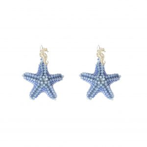 PV 126 orecchini stella marina earrings starfish parentesi vanitosa made in italy colections (2)