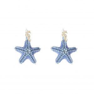 PV 126 orecchini stella marina earrings starfish parentesi vanitosa made in italy colections (2)